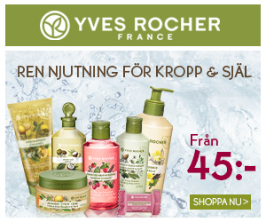 Yver Rocher new collection for body and soul
